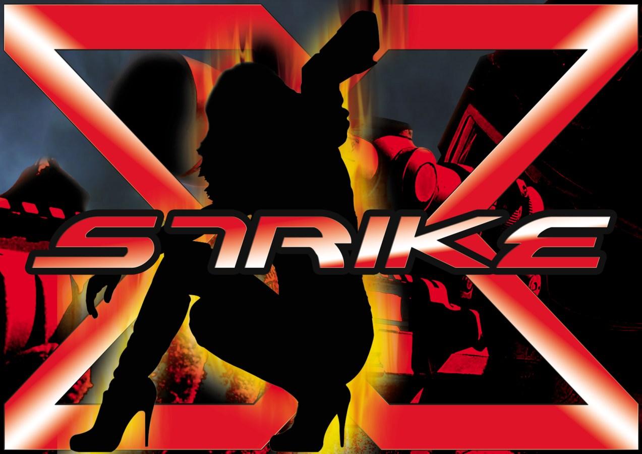 "AEROCOOL STRIKE X PANEL. Wallpaper ""Strike X"" Cortesía de  #BC9A0F 1273x900"