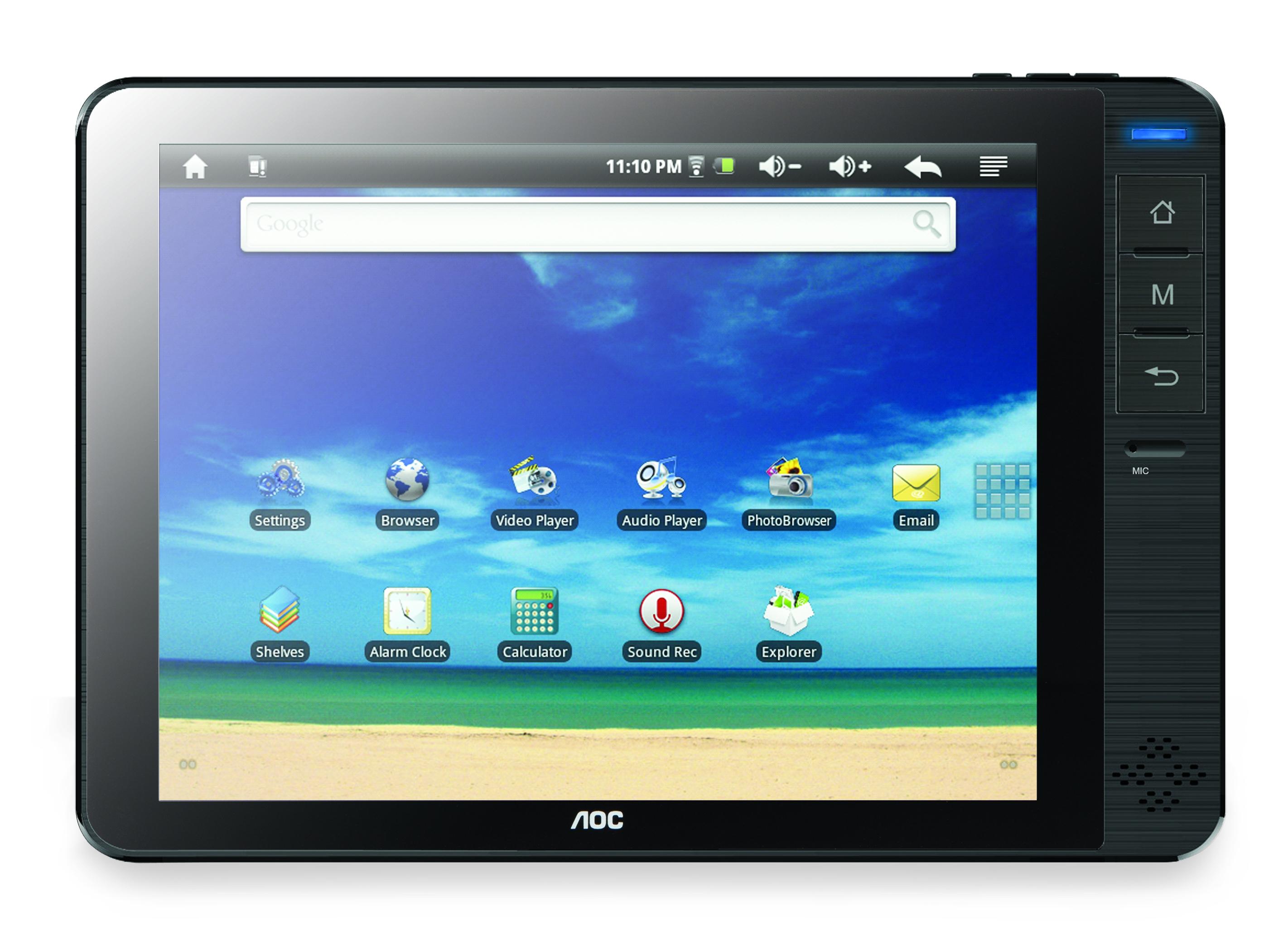 Acer iriver P7U Drivers for Windows 7